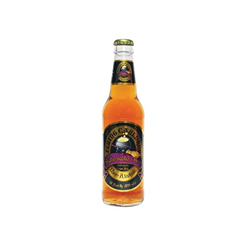 Pack 2 Cervezas de Mantequilla Harry Potter Flying Cauldron- Butterscotch Beer