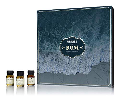 Advent Calendar 2020-24 Day Premium - Rum