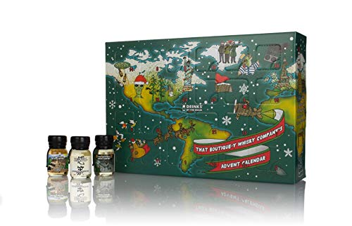 Advent Calendar 2020-24 Day That Boutique-y - Whisky