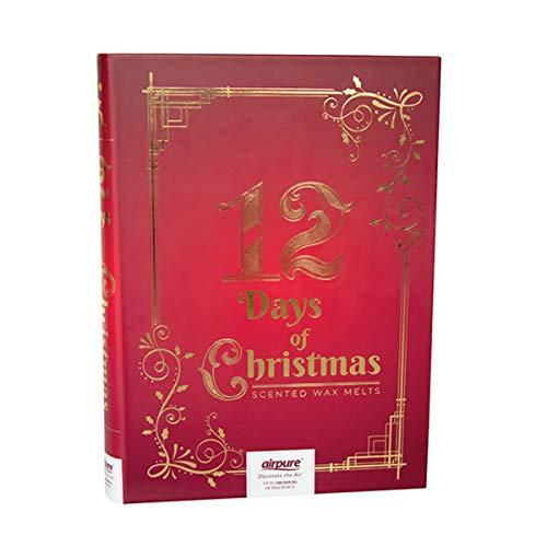 Calendario de Adviento airpure 12 días de Navidad