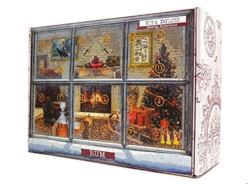 Calendario de Adviento Ron Edición clásica 2021 - Vita Dulcis -24x0,02l