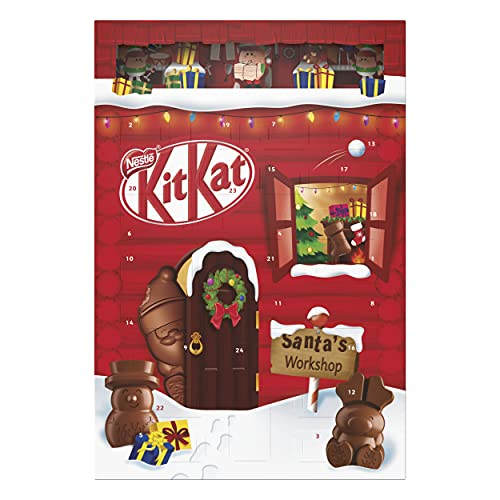 Kitkat Calendario De Adviento 208g, 1365 Gramo