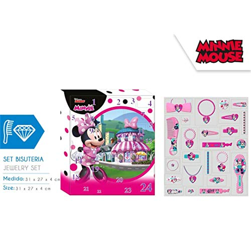 Minnie Mouse Hucha Cerámica M Caquita, multicolor, Talla Única (Kids Licensing 288410)
