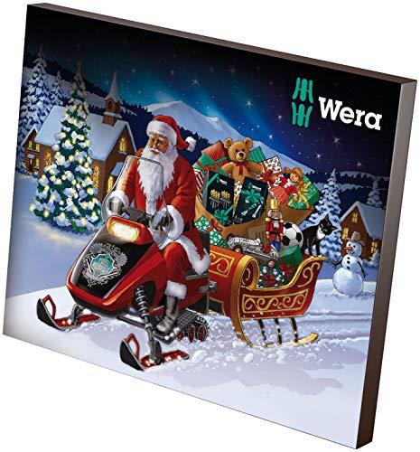 Wera 05136600001 Calendario de adviento 2019