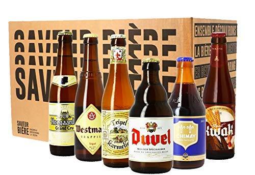 Big Pack Cervezas - 24 cervezas - Cervezas Artesanas - Degustacion (Big Pack cervezas belgas - 24 Cervezas)