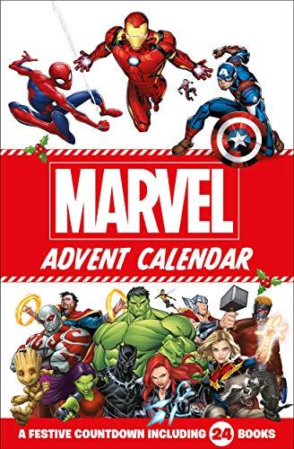 Marvel Storybook Collection Calendario de Adviento