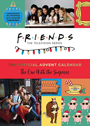 Friends: The One with the Surprises Advent Calendar: The One with the Surprises Friends TV Show (Advent Calendars)