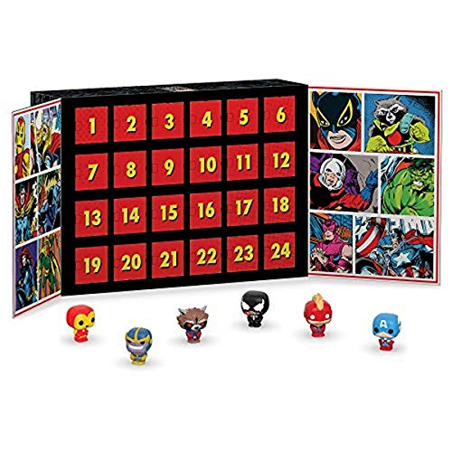 Marvel - Calendario de Adviento Funko Marvel