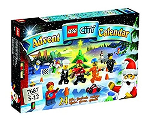 LEGO City 7687 - Calendario de adviento 2009