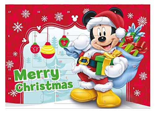Undercover mick8022Calendario de Adviento, Disney Mickey Mouse