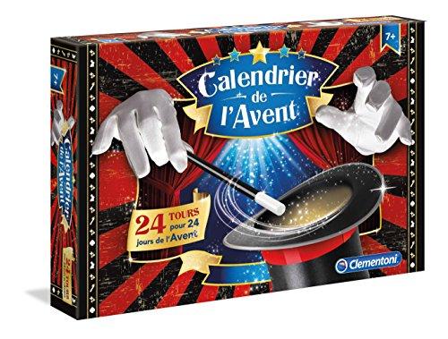 Clementoni - Calendario de Adviento Magie- 52333