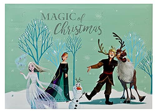 Undercover- Disney Frozen Calendario de Adviento para niños, Multicolor (FRTW8024)