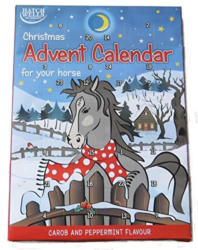 Calendario De Adviento Para Caballo