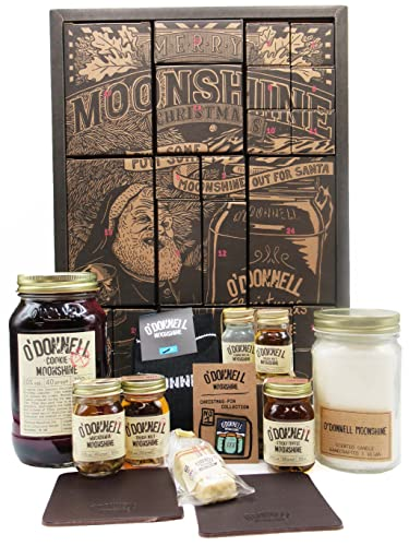 O'Donnell - 24 Day Moonshine - Advent Calendar 2021