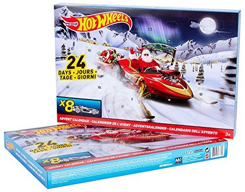 Hot Wheels - Calendario de adviento 2015 (Mattel DMH52)
