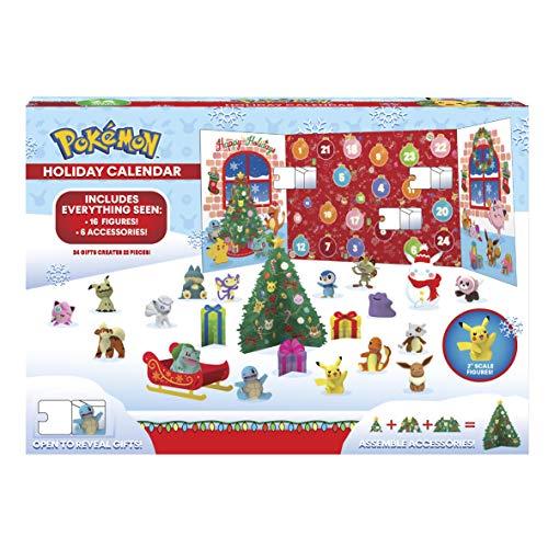 Pokemon PKW0257 Calendario de Adviento