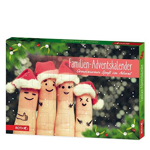 Calendario de Adviento prémium para toda la familia, calendario de Adviento, calendario de Navidad, calendario familiar, calendario de Navidad con 24 sorpresas, calendario de Navidad como regalo