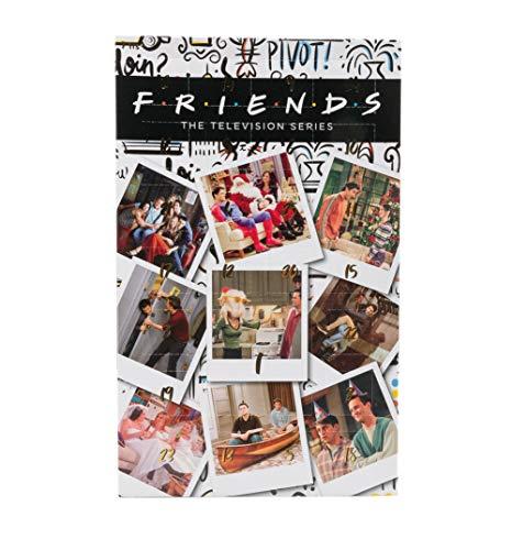 Friendsfest - Pulsera de abalorios con calendarios de Adviento 2019