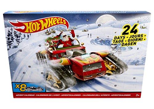 Hot Wheels - HW Advent Calendar 2017 (Mattel DXH60)