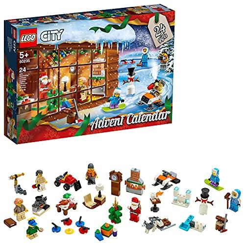 LEGO 60235 City Occasions Calendario de Adviento City