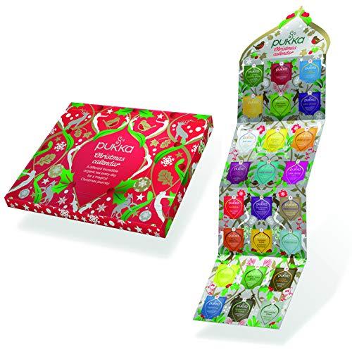 Pukka Herbal Tea Advent Calendar - Christmas Selection