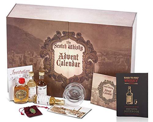 Advent Calendar 2020-25 Day Advent Calendar Scotch - Whisky