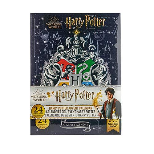 Cinereplicas Harry Potter - Calendario de Adviento 2020 - Licencia Oficial