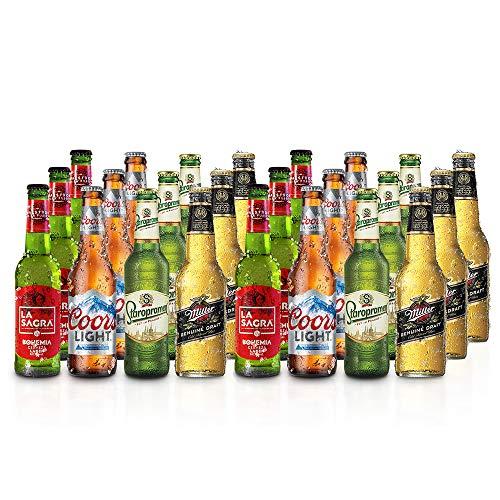 La Sagra Packs degustación Lagers del Mundo 24 botellas