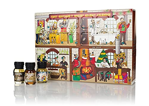 That Boutique y Whisky Company - 24 Day Whisky - Advent Calendar 2021