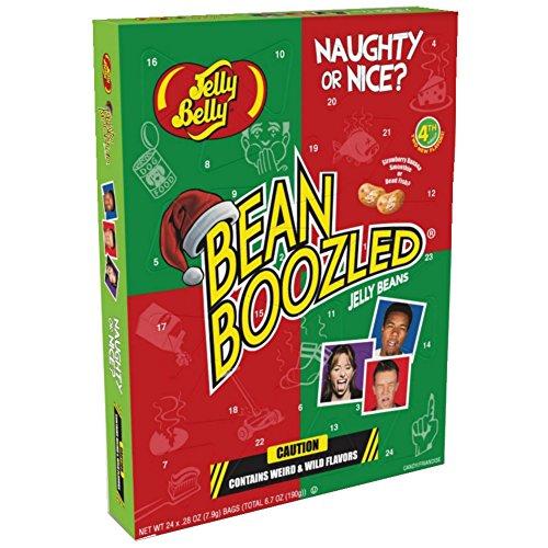 Jelly Belly Bean Boozled calendario del advenimiento (190 g)