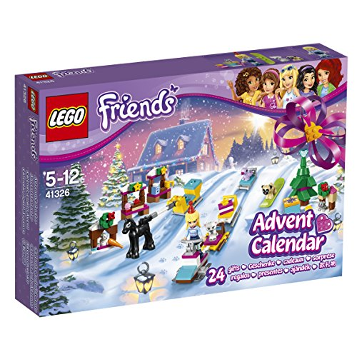 LEGO Friends - Calendario de Adviento (41326)