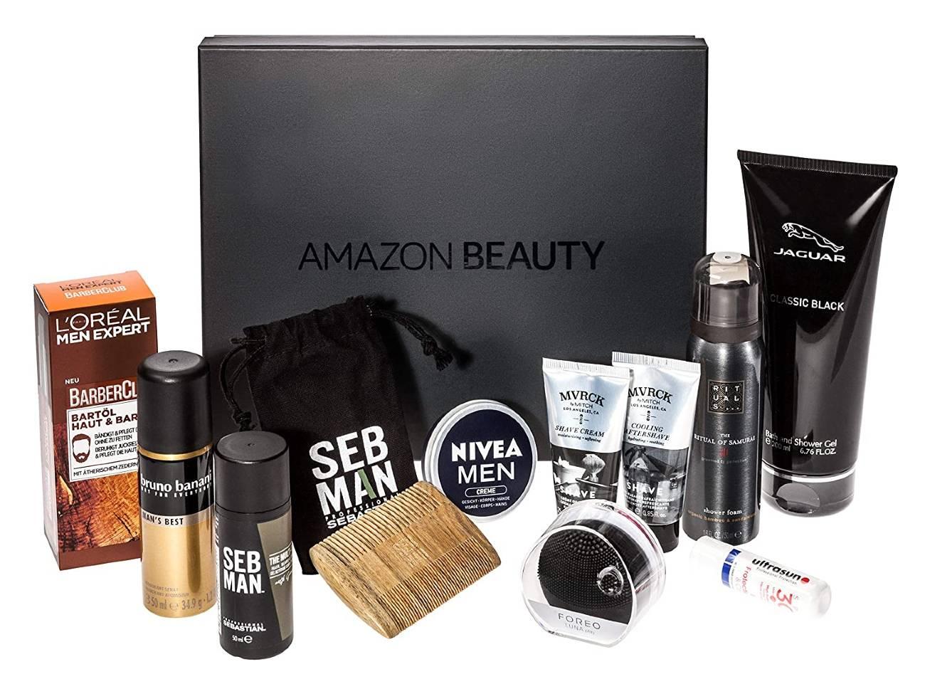 Amazon Beauty Box Men