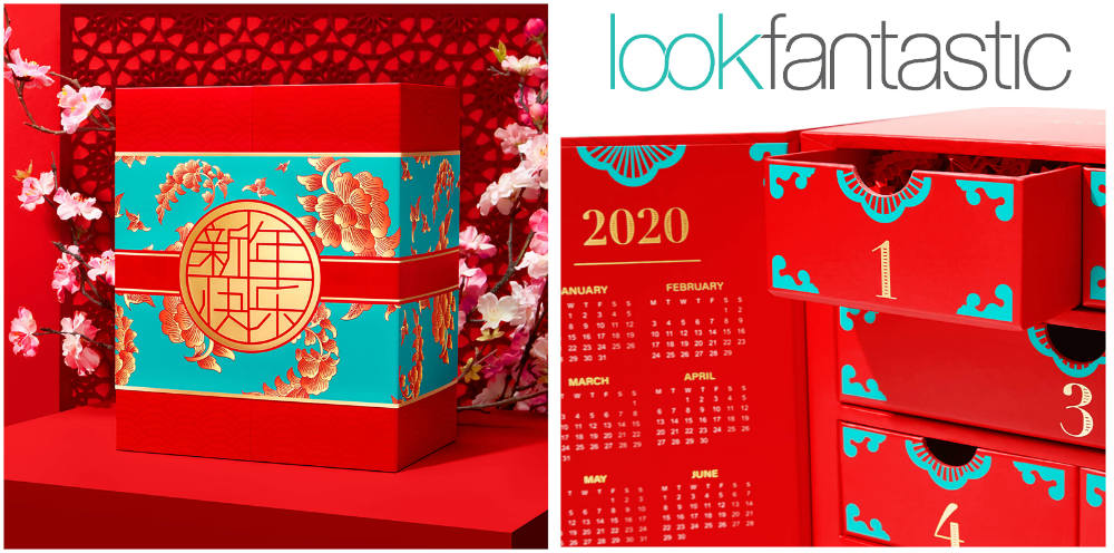 Beauty Box Año Nuevo Chino de Lookfantastic
