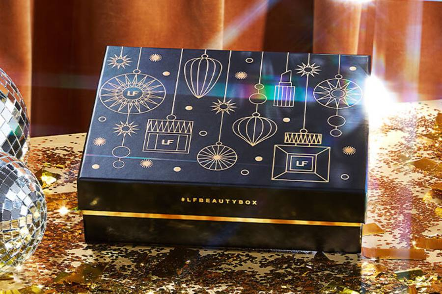 Beauty Box Christmas Edition 2020 de Lookfantastic