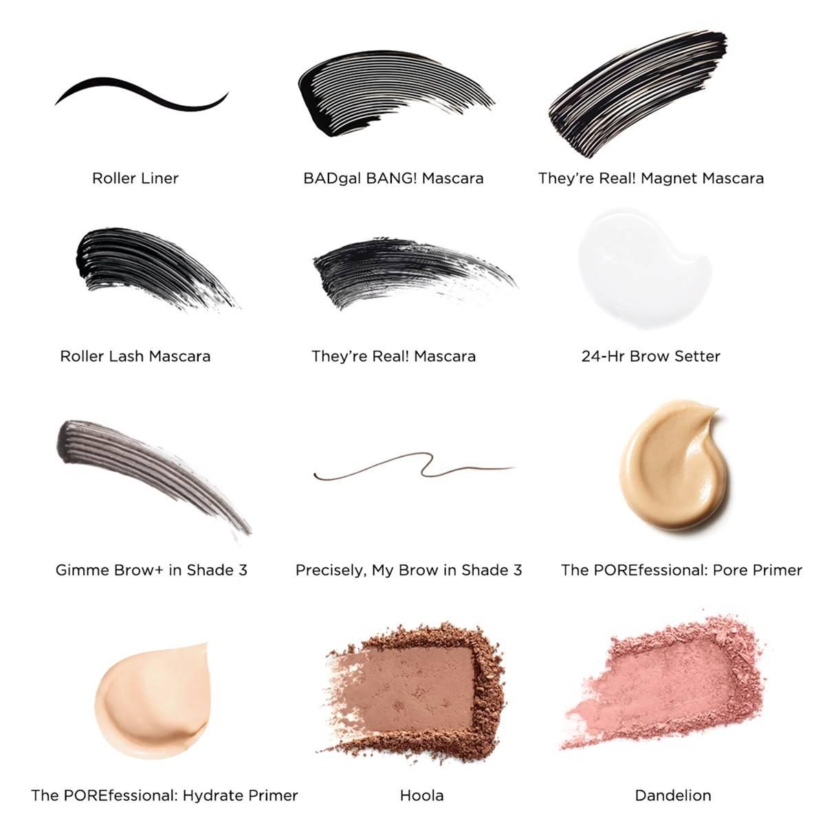 Benefit Calendario Adviento 2021 12 days Merrier Make Up