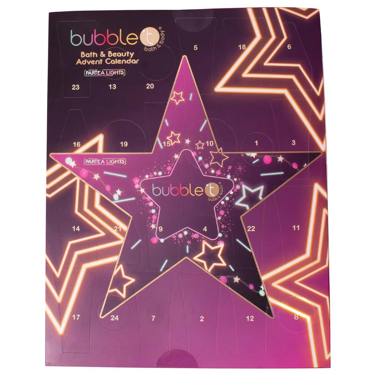Bubble T 2020 calendario