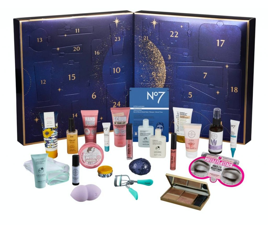 Calendario de Adviento Macmillan Beauty 2020