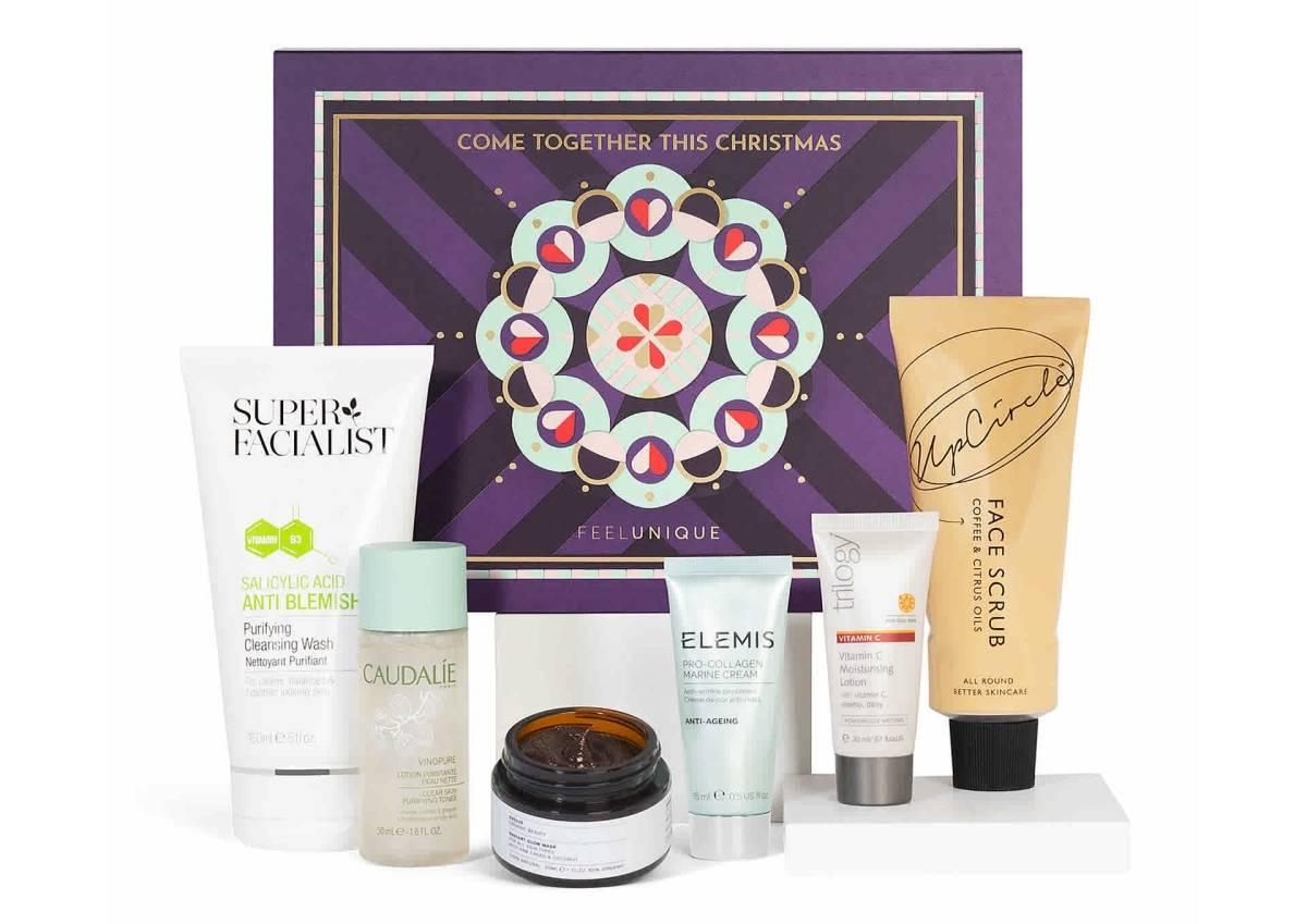 Caja Feel Unique Glowing Skincare 2020