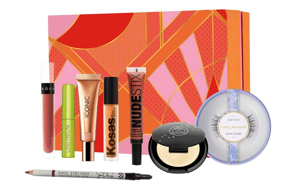 Caja Maquillaje Cult Beauty 2020
