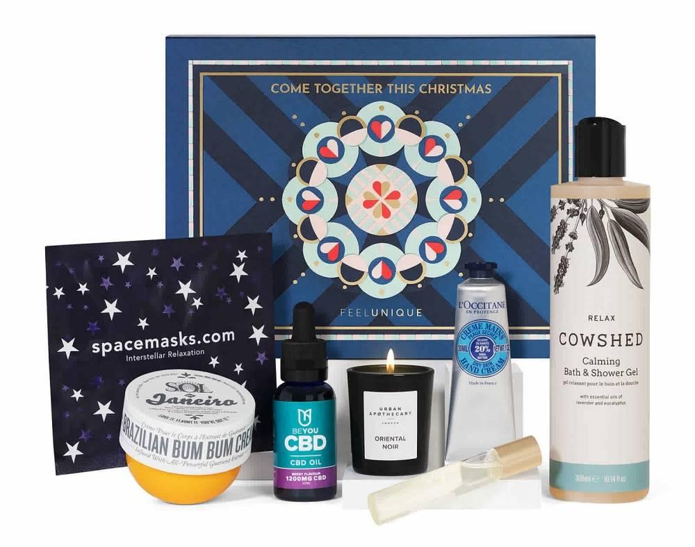 Caja de regalo Feel Unique Bath & Body 2020