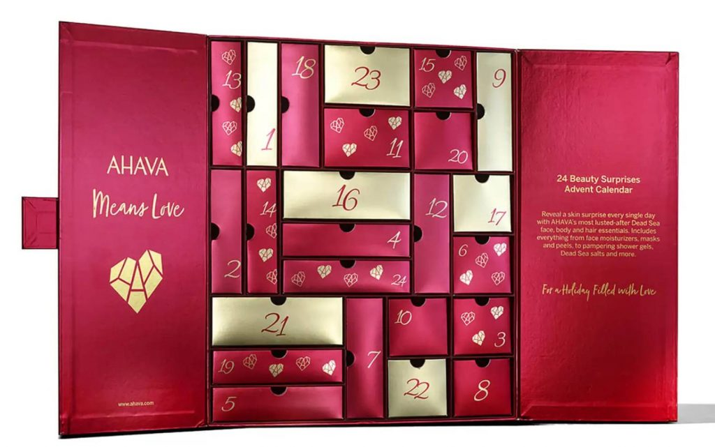 Calendario AHAVA 2021