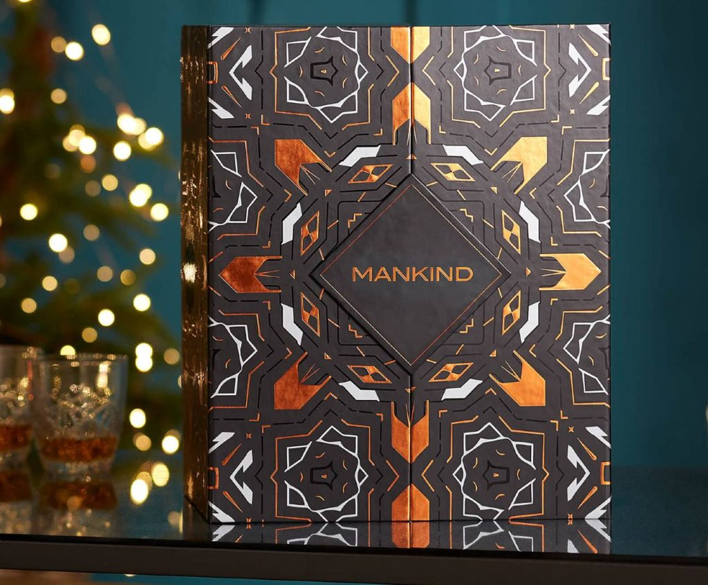 Calendario de Adviento Mankind 2020
