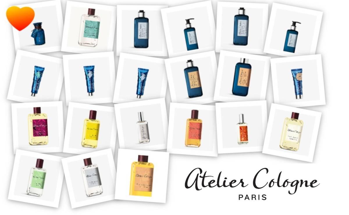 Calendario Atelier Cologne 2021