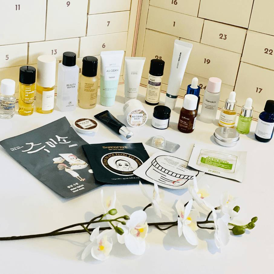 Calendario Beauty & Seoul 2020