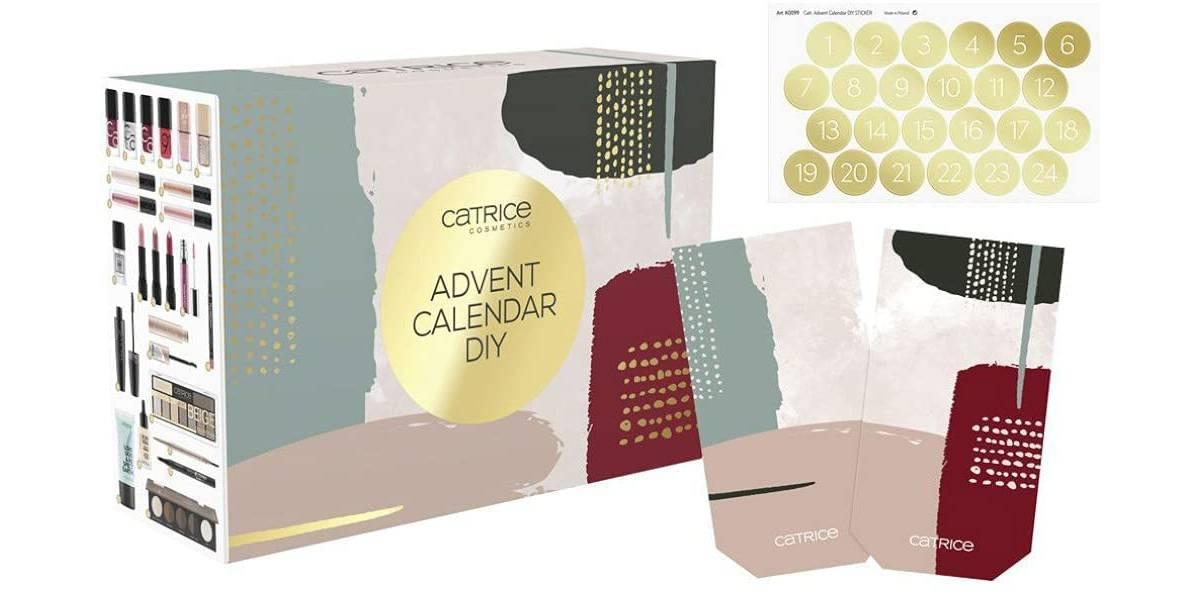 Calendario Catrice DIY 2021