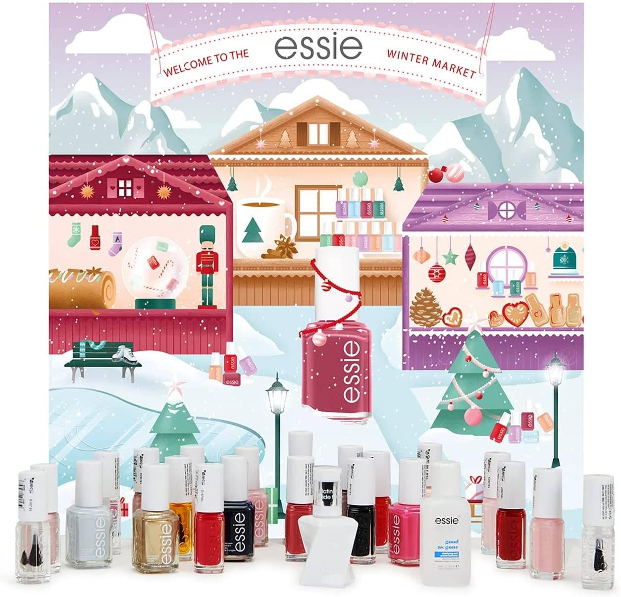 Calendario Essie 2021