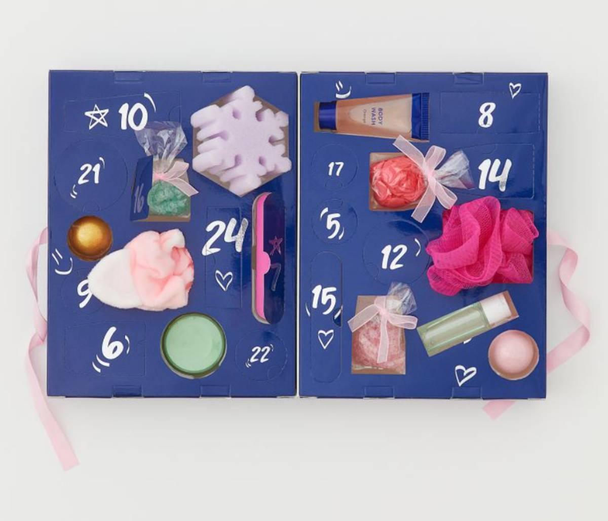 Calendario H&M de SPA 2021