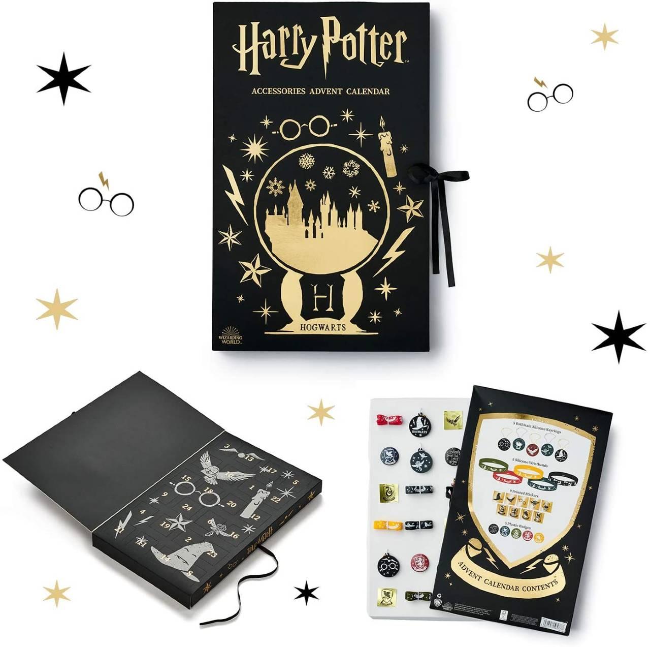 Calendario Harry Potter 2020 de accesorios