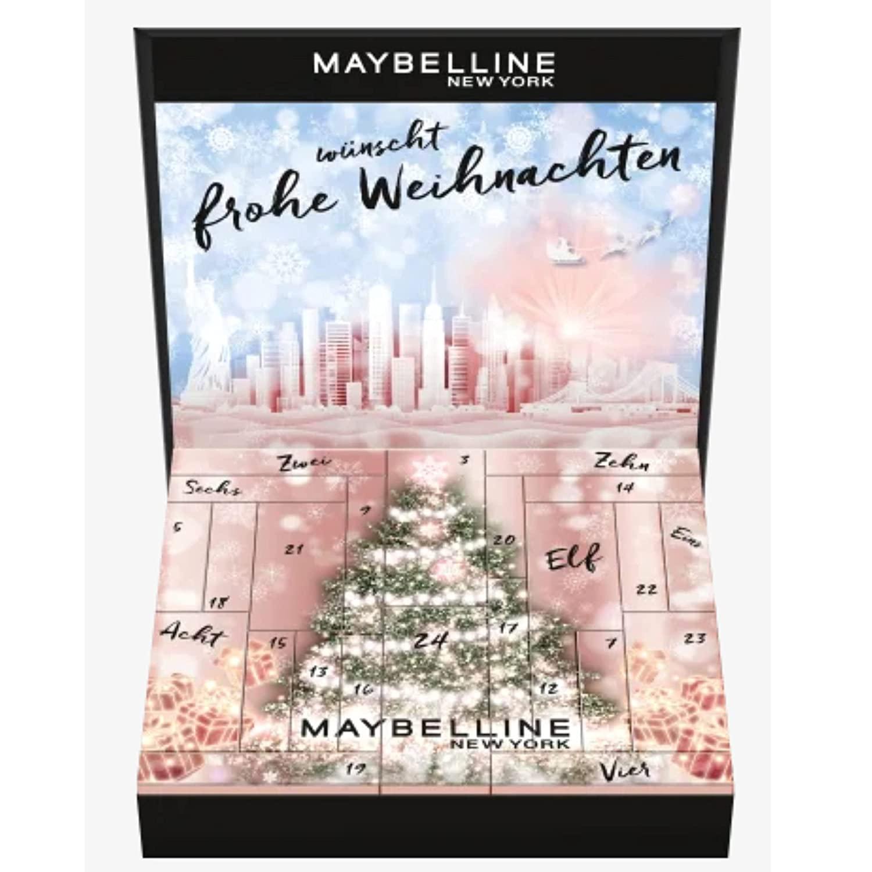 Calendario Maybelline New York 2021