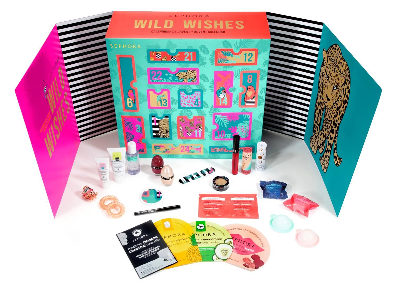 Calendario Sephora 2020 Wild Wishes